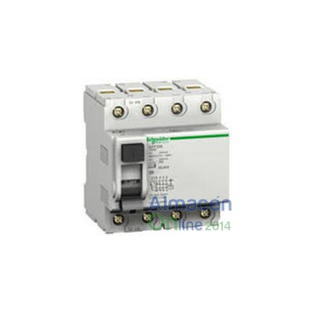 Diferencial merlin guerin schneider interructor magnetotermico for Diferencial rearmable schneider