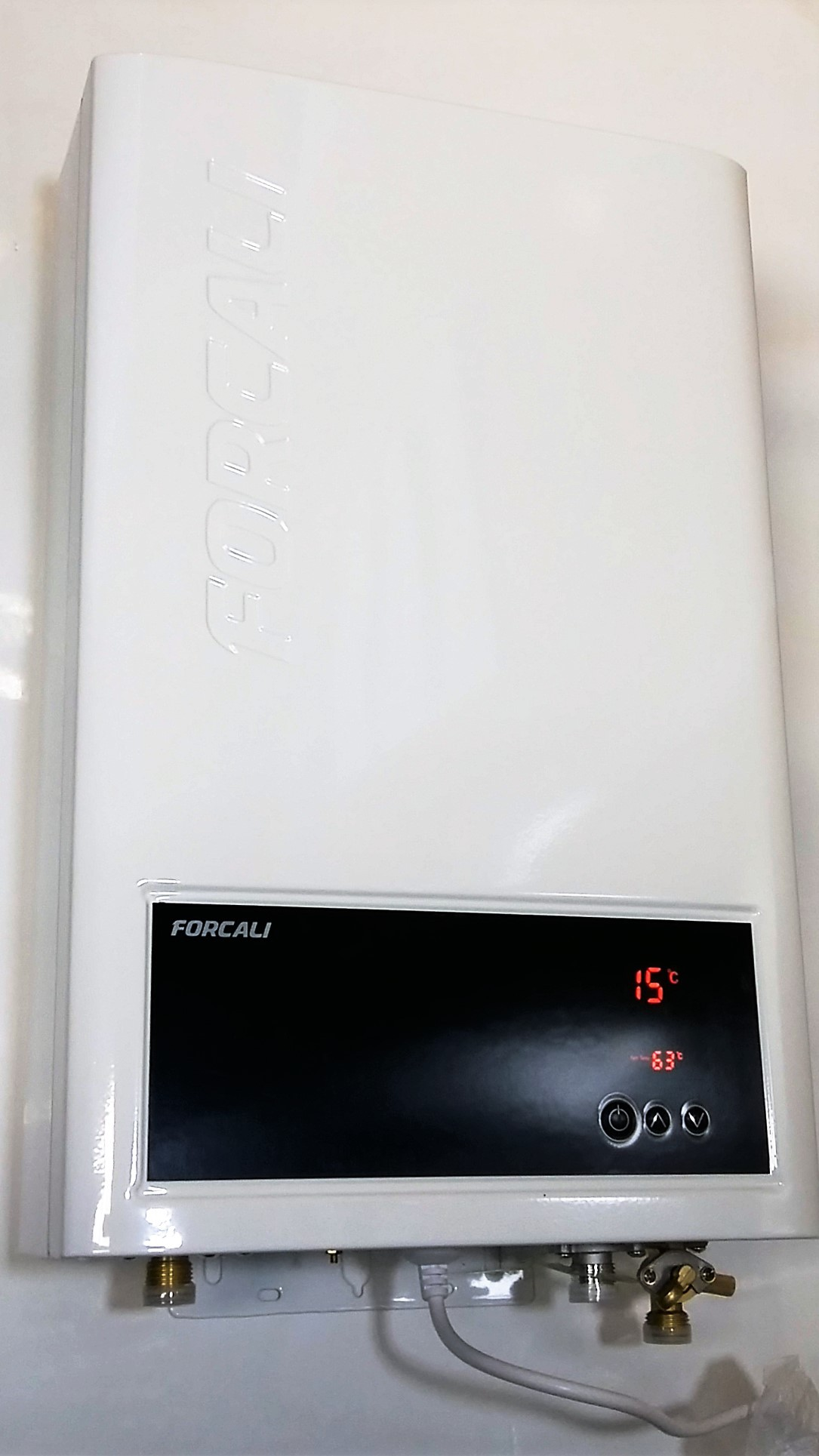 Calderas de butano calentador de agua opalia cyo gas for Caldera de butano
